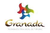 Logo Patronato de Turismo de Granada